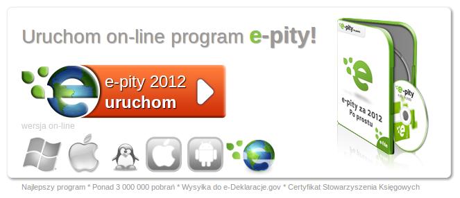 PIT w 5 minut? Sprawdzamy to z multiplatformową aplikacją e-pity.pl