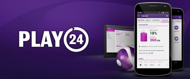 Nowa aplikacja mobilna Play 24 na Androida i iOS jest po prostu śliczna!