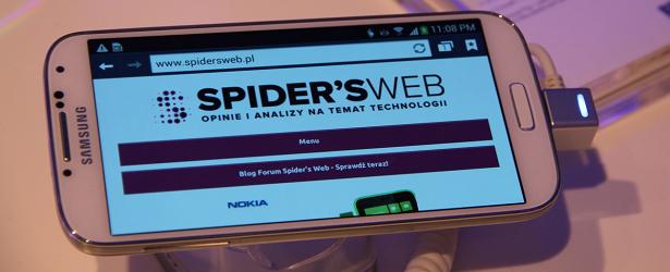 """Samsung Galaxy S4. Drugie """"pierwsze"""" wrażenia – tym razem z oficjalnej polskiej premiery"""