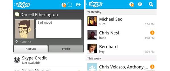 Skype dla BlackBerry 10 już jest, ale…