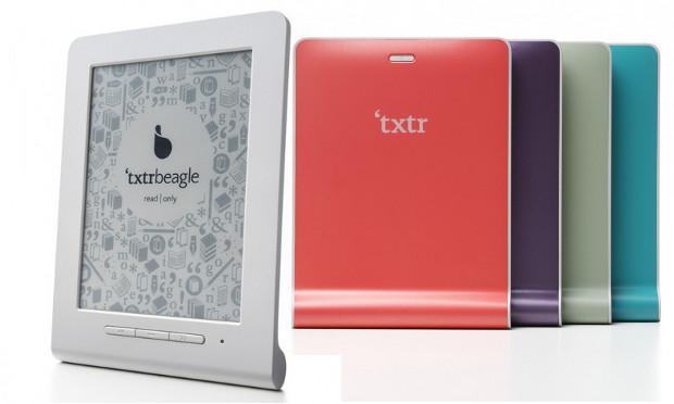 Czytnik Txtr Beagle to taki budżetowy Kindle dla Europy