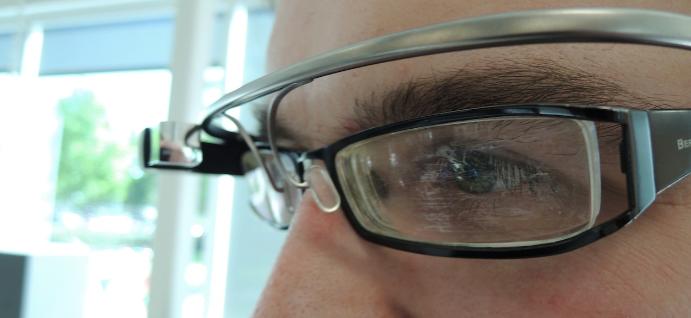Odbieramy i konfigurujemy Google Glass