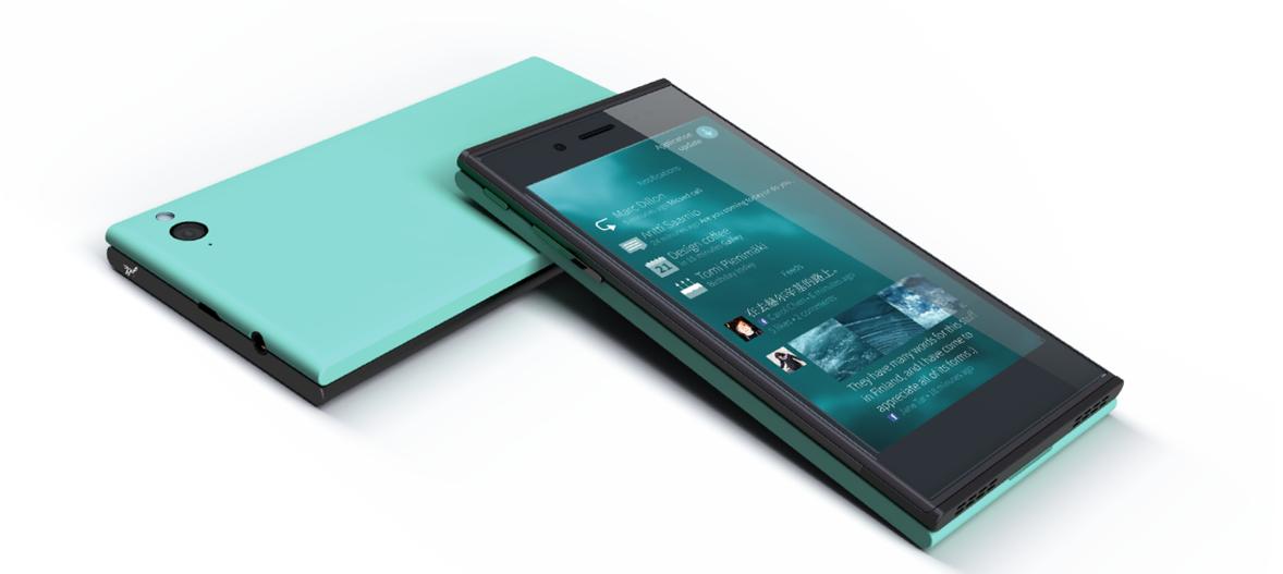 Oto pierwszy smartfon od Jolla, z systemem Sailfish OS!