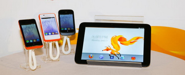 Firefox OS to nie tylko budżetowe smartfony. Teraz to też tablety