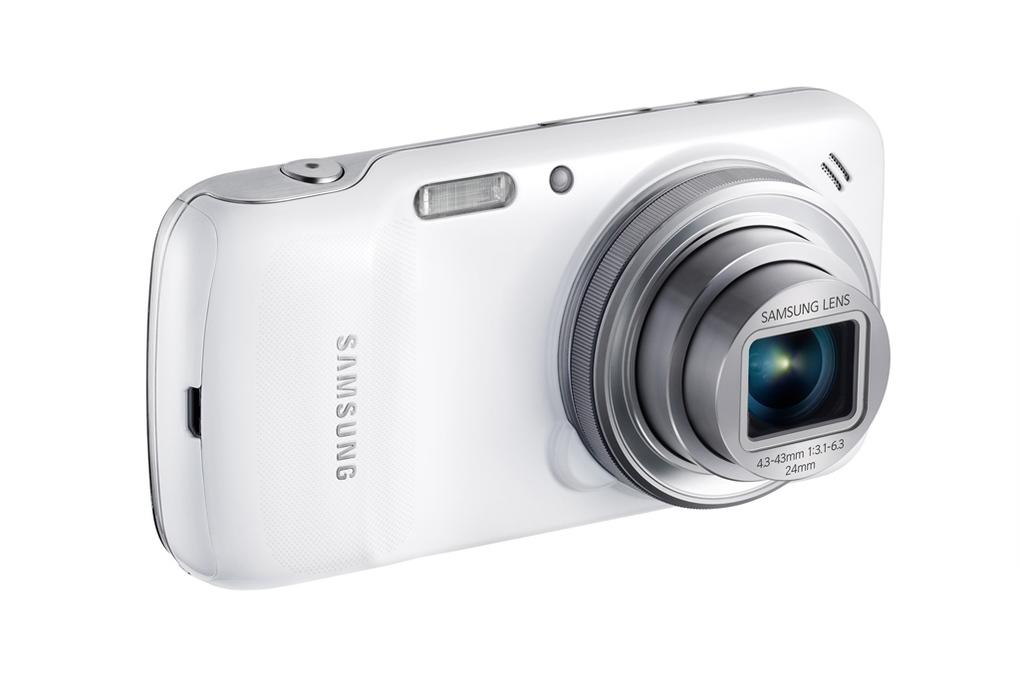 Koreańczycy stworzyli hybrydę hi-endowego smartfona i aparatu fotograficznego. Oto Samsung Galaxy S4 Zoom