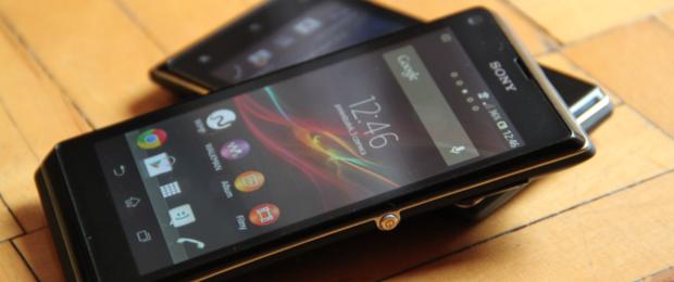 Sony Xperia L to średniak z aspiracjami – recenzja Spider's Web