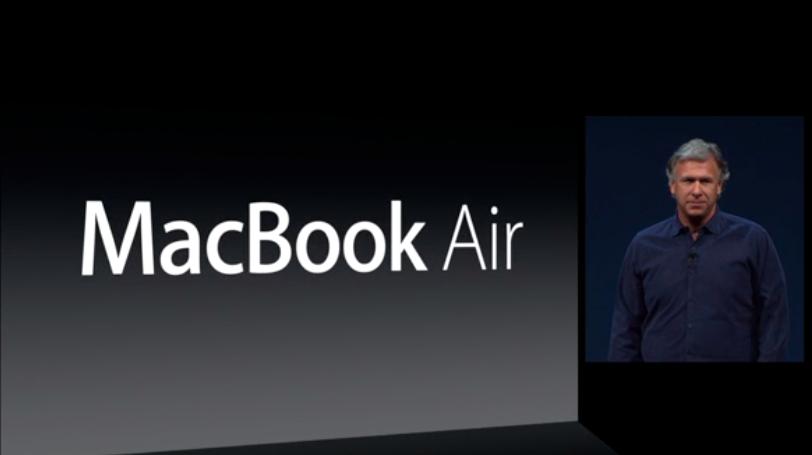 12 godzin czasu pracy na baterii, czyli nowe MacBooki Air