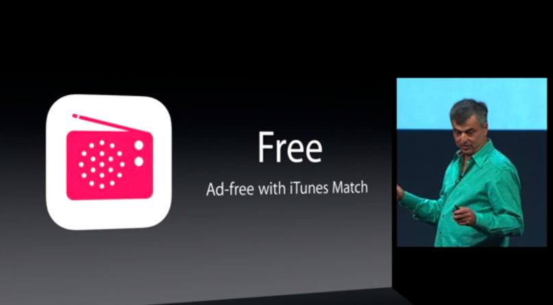 iTunes Radio, czyli biznesowy pogromca Spotify