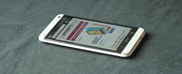 Testujemy HTC One. Recenzja Spider's Web, część pierwsza: wykonanie i hardware