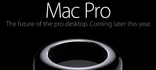 Mac Pro 2013 pojawi się już w grudniu. Jest piękny, szybki i kosztuje krocie