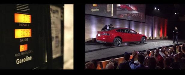 Tesla wymyśliła szybsze ładowanie samochodu elektrycznego niż tankowanie paliwa