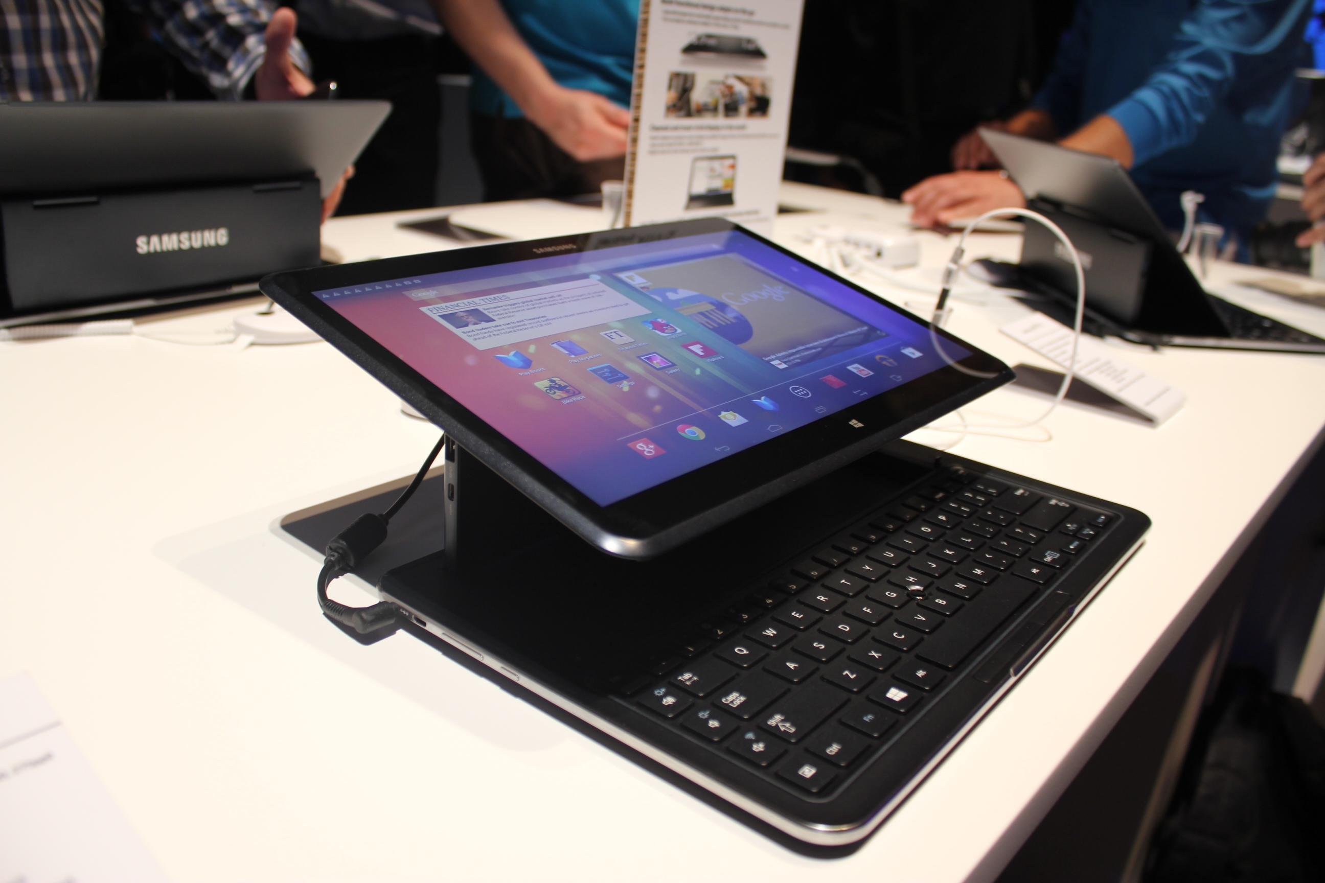 Samsung Ativ Q, czyli cztery w jednym – nasze pierwsze wrażenia