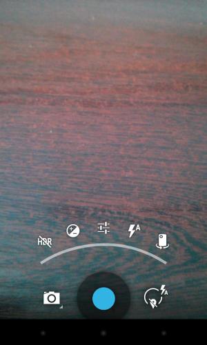 Android 4.3 - aparat