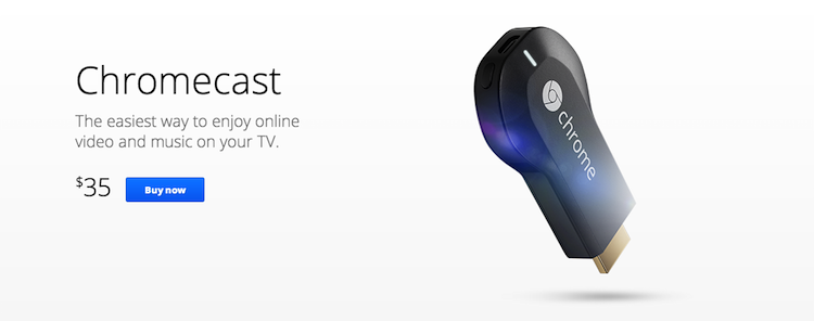 Chromecast od Google'a – czy to właśnie na TO czekaliśmy? Na to wygląda