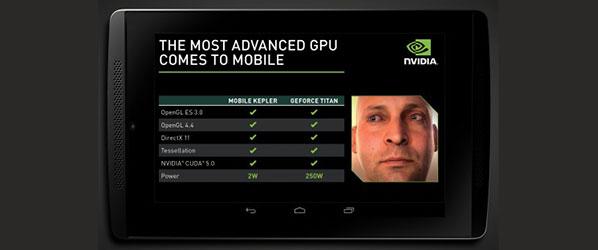 Smartfon z kartą graficzną GeForce? Nvidia pokazuje, że to możliwe