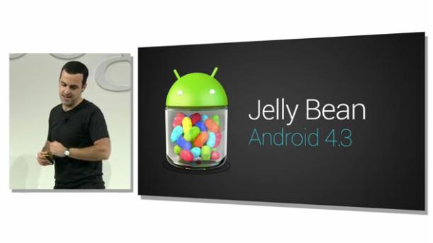 Nowy Android 4.3 Jelly Bean już jest! Aktualizacja przyniosła kilka ważnych funkcji