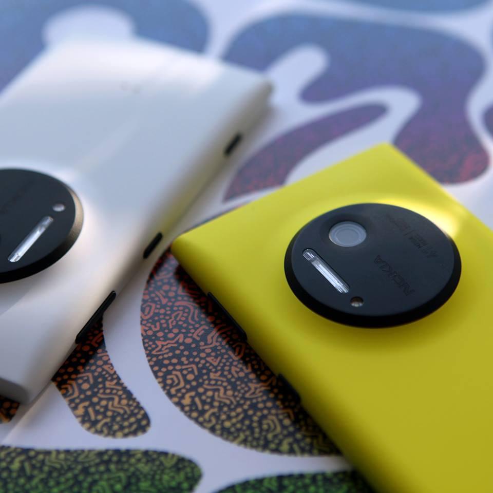 Nokia Lumia 1020 oficjalnie zaprezentowana! Pierwszy Windows Phone z PureView i 41 megapikselami