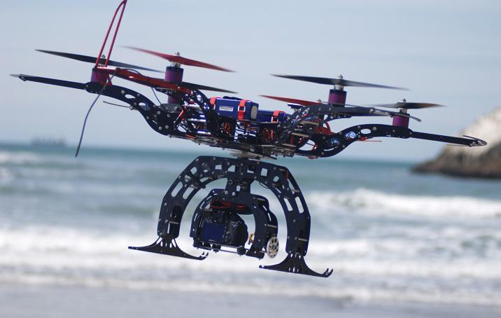 Najnowszy trend w fotografii i filmie – latające drony