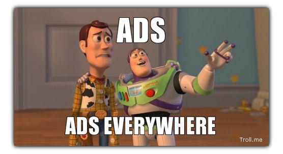 Gdzie się podziały moje reklamy?