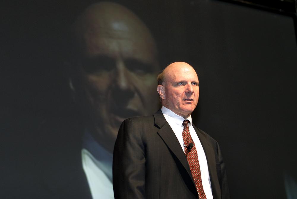 Temat tygodnia: Kto za Steve'a Ballmera na stanowisku szefa Microsoftu?