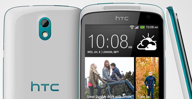 AKTUALIZACJA: Znamy cenę! HTC Desire 500 – najtańszy czterordzeniowy smartfon stworzony do… czytania Spider's Web