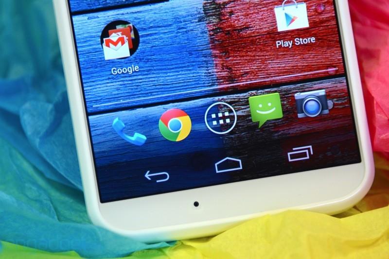 Moto X nie pomaga – Motorola wciąż kulą u nogi Google'a