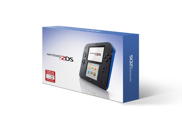 Wprowadzenie do oferty przez Nintendo konsolki 2DS to naprawdę świetny ruch!