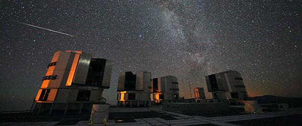 Dziś noc spadających gwiazd!