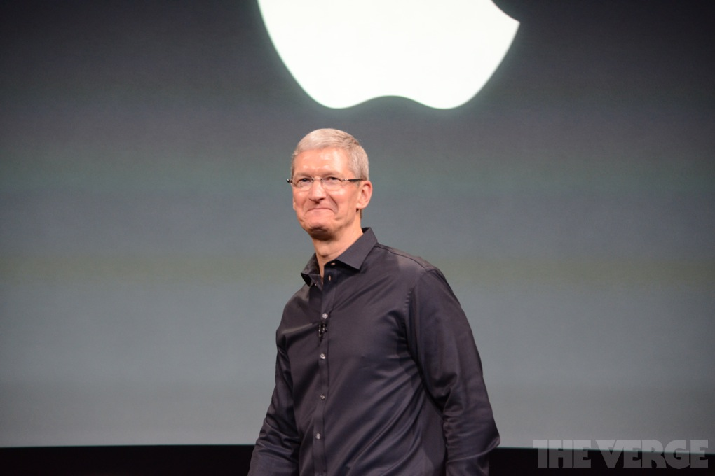 List Tima Cooka do pracowników Apple. Błazeństwo, bufonada, czy brak taktu?