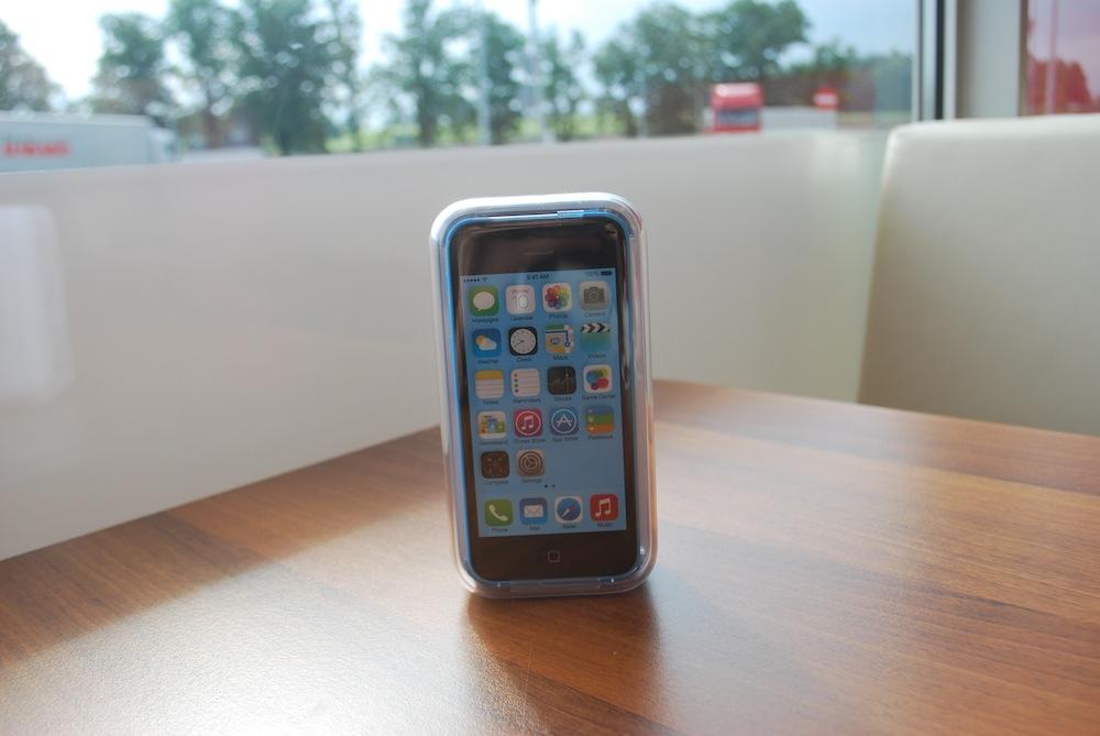 iphone 5c rtv