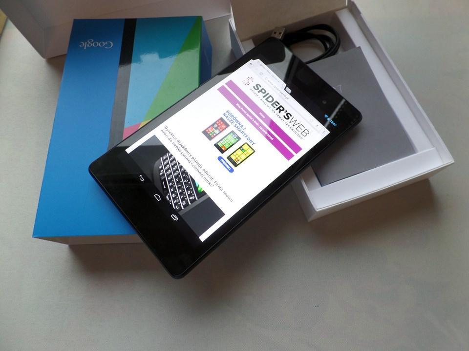 Sprawdziliśmy nowego Asusa Nexus 7. Jest świetny w swojej klasie – recenzja Spider's Web