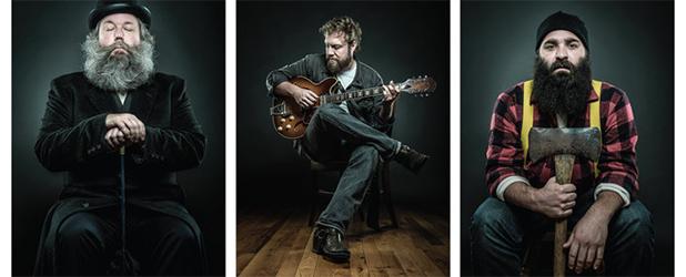 Of Beards and Men. Takie wydawnictwa foto lubię!