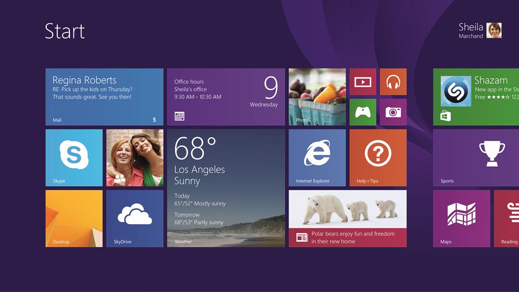 Krótka Piłka: można już pobrać nowego Windowsa