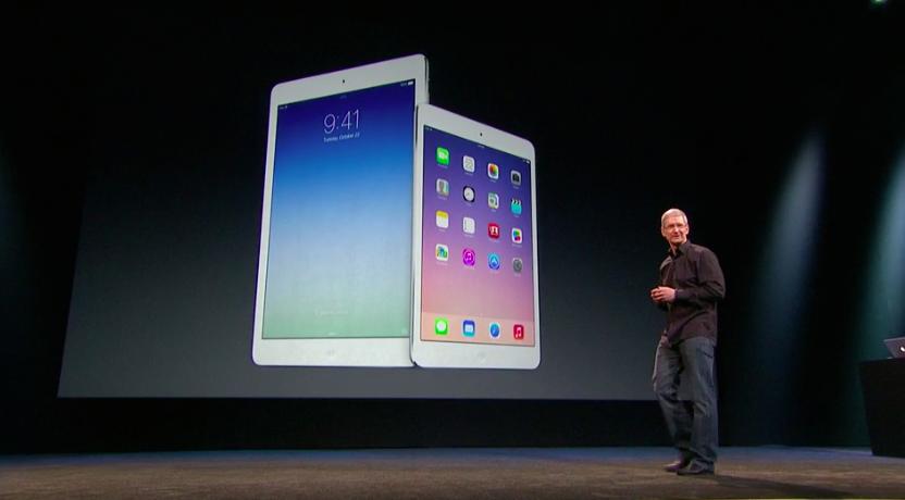 Dwa nowe iPady zaprezentowane. W ofercie Apple będą teraz cztery różne tablety
