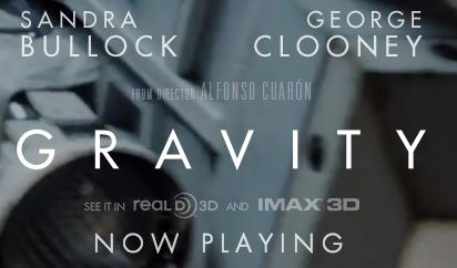 """""""Grawitacja"""" wskazuje na koniec 3D. Potwierdzają to liczby i nasze wrażenia"""