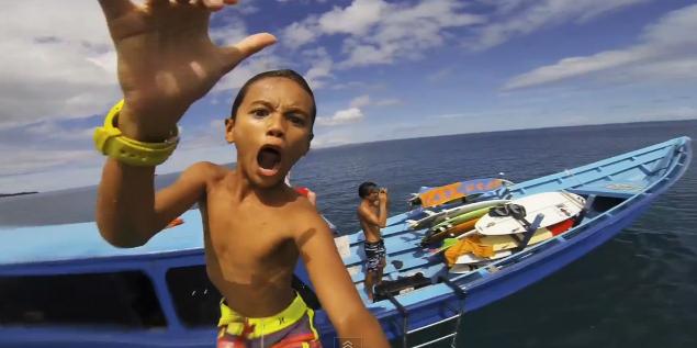 Krótka piłka: Sportowcy, małpy, lwy, ptaki… oni wszyscy używają GoPro