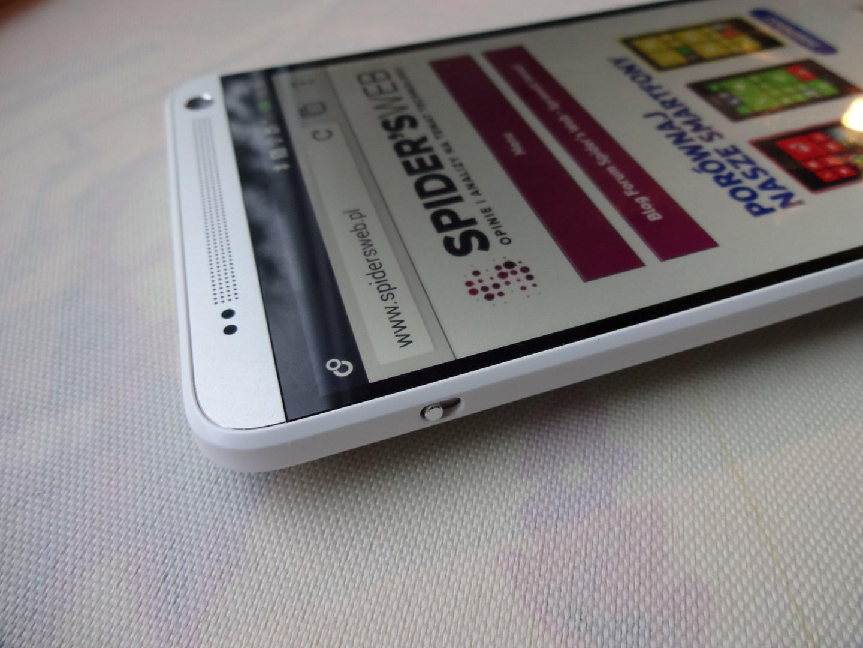 HTC One Max to także nowe oprogramowanie. Android 4.3 i Sense 5.5 – recenzja Spider's Web