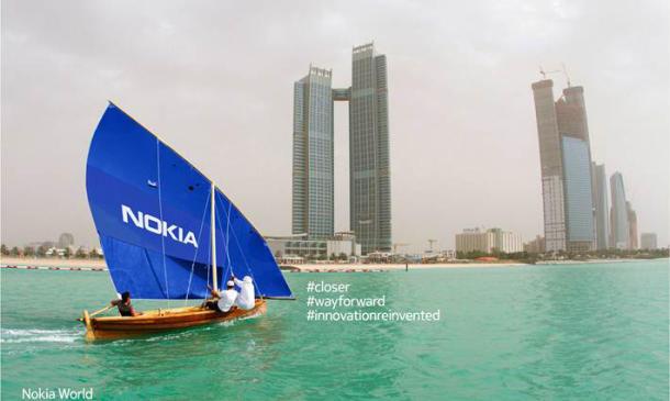 Konferencja Nokia World w Abu Dhabi – live blog Spider's Web