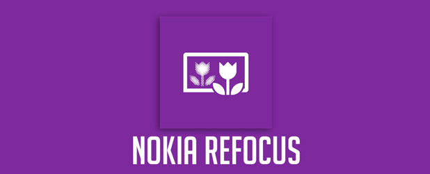Niezbędnik dla Windows Phone: z aplikacją Nokia Refocus zmienisz ostrość po wykonaniu zdjęcia