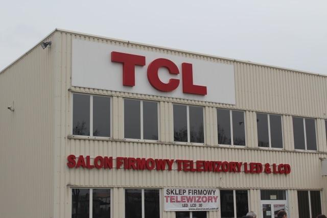 """Z wizytą w fabryce TCL, czyli o tym jak powstają chińskie telewizory, które są bardziej polskie, niż """"polskie"""" tablety"""