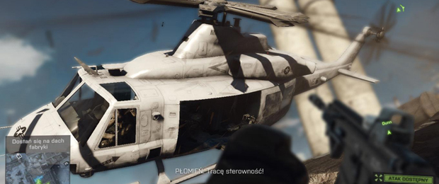 Battlefield 4 – tryb dla pojedynczego gracza – recenzja Spider's Web