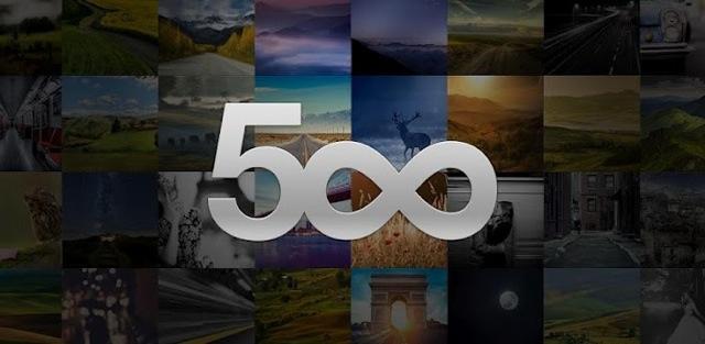 Oficjalna aplikacja 500px już dostępna w sklepie Windows Phone