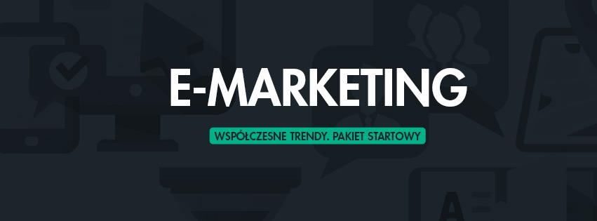 """Mamy dla Was książki """"E-Marketing – Współczesne trendy. Pakiet startowy"""" – konkurs PWN i Spider's Web"""