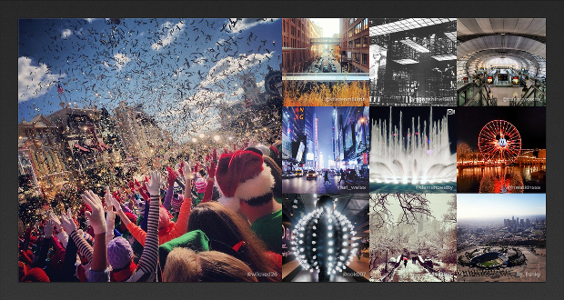 Najlepsze zdjęcia 2013 roku według serwisu Instagram