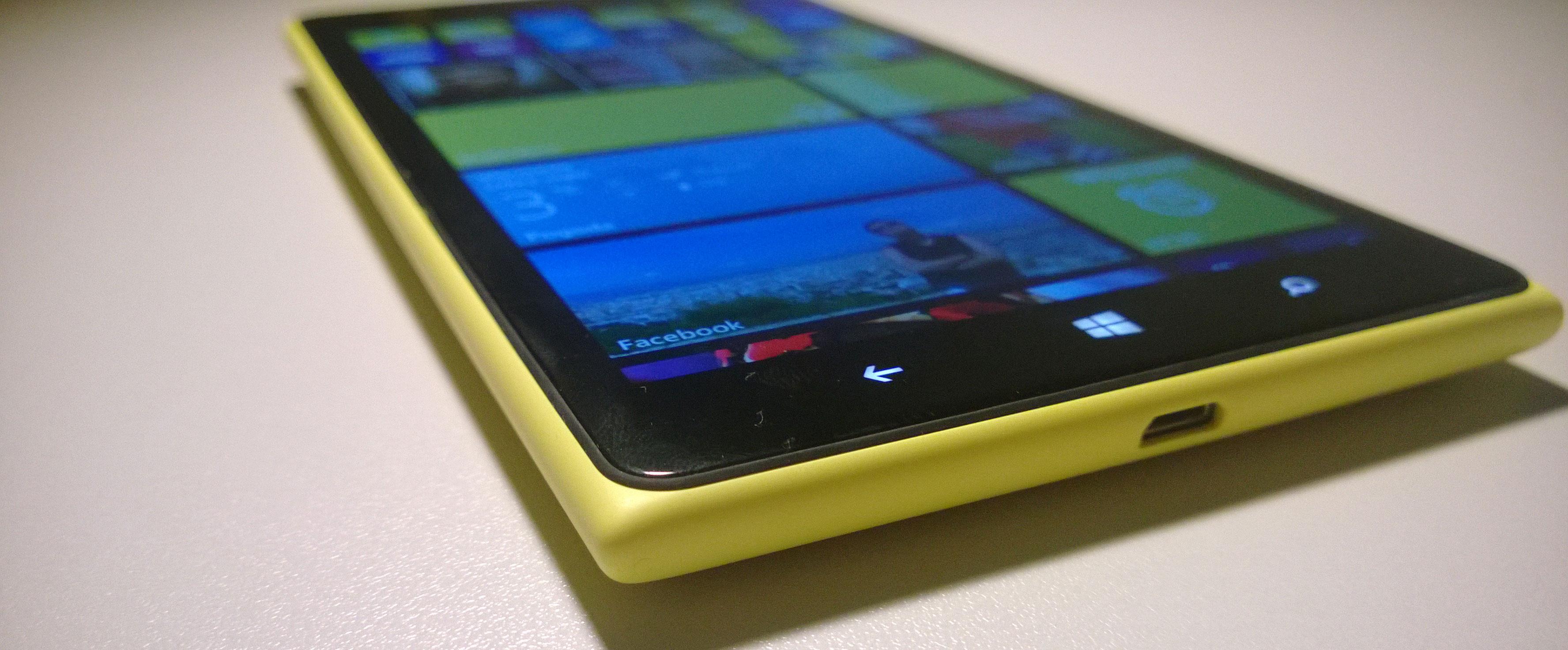 Najbardziej wypasiona Lumia nie dostanie Windows 10?