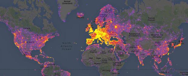 Najczęściej fotografowane miejsca świata według Google