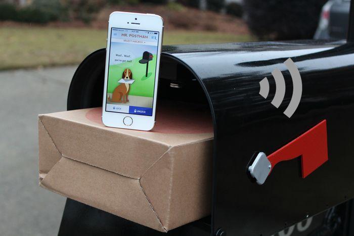 Mr. Postman – skrzynka pocztowa na miarę XXI wieku