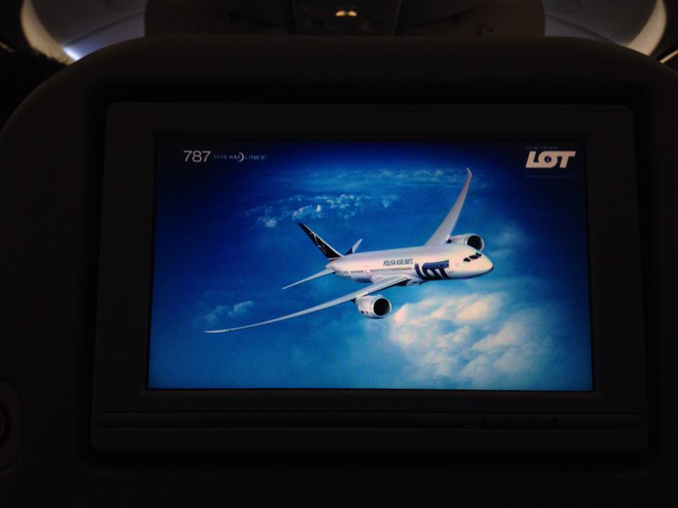 Leciałem Dreamlinerem – najnowocześniejszym samolotem pasażerskim świata