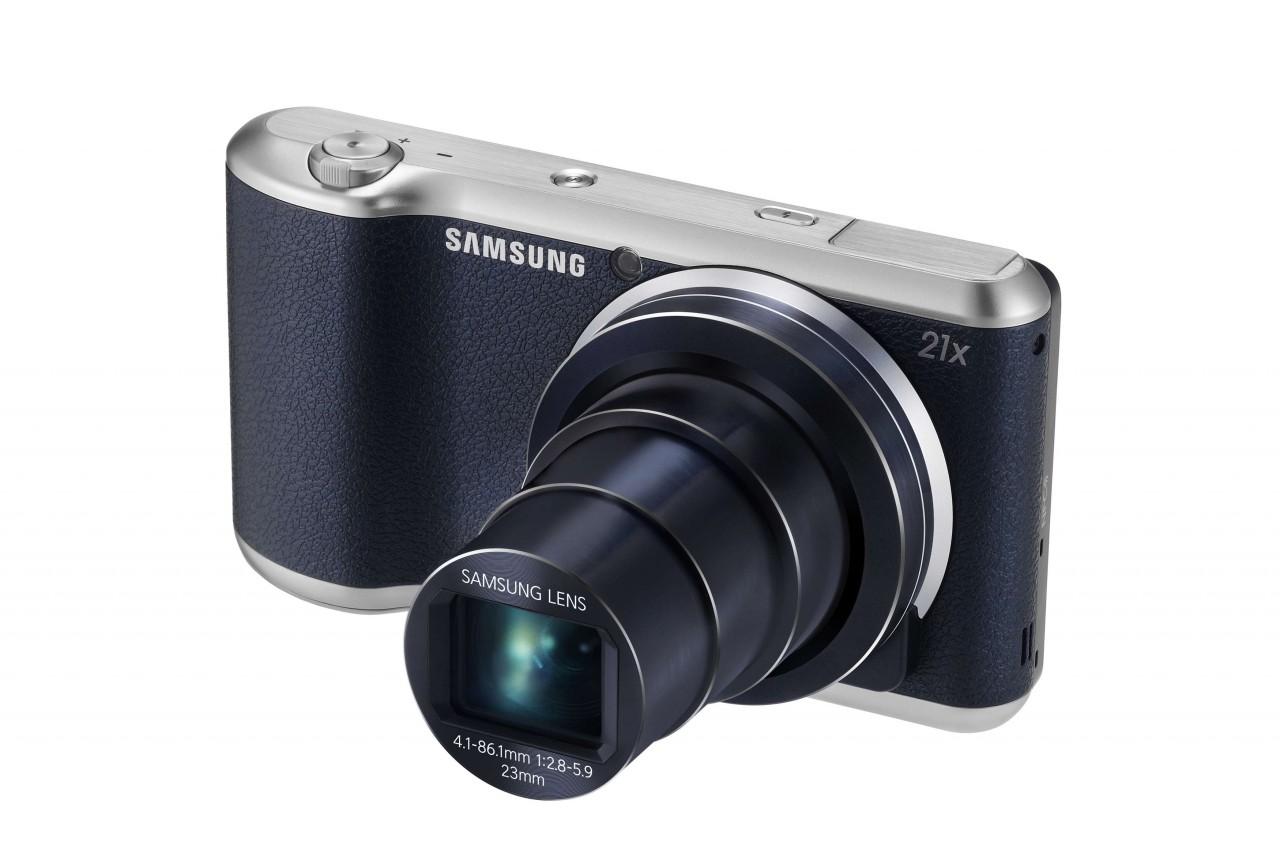 Samsung rozwija segment bezlusterkowców i prezentuje nowy aparat z Androidem