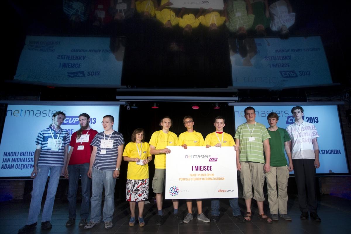 Rusza kolejna edycja Ogólnopolskiej Olimpiady Wiedzy o Internecie Net Masters Cup